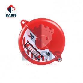 Блокиратор задвижек круглый (диам. маховика 127 мм - 165 мм)