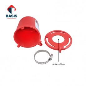 Блокиратор штока вентиля (диам. обжимного кольца 44 мм -  53,9 мм)