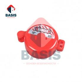 Блокиратор вентилей баллонов диаметром до 60 мм