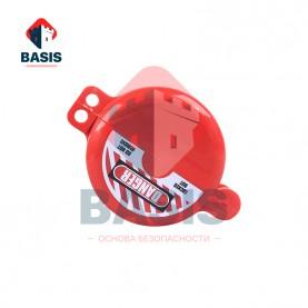Блокиратор вентилей баллонов диаметром до 100 мм