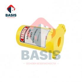 Блокиратор вентилей баллонов универсальный, до 80 мм