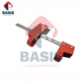 Блокиратор фланцевых соединений, захват 35 мм — 48 мм